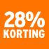O_28% korting