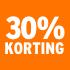 O_30% korting