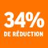 O_34% de réduction