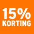 O_15% korting
