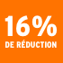 O_16% de réduction