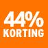 O_44% korting