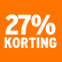 O_27% korting
