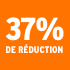O_37% de réduction