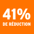 O_41% de réduction