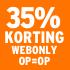O_35% korting webonly op=op