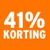O_41% korting