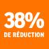 O_38% de réduction