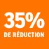 O_35% de réduction