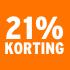 O_21% korting