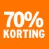 O_70% korting